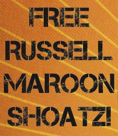 free maroon text