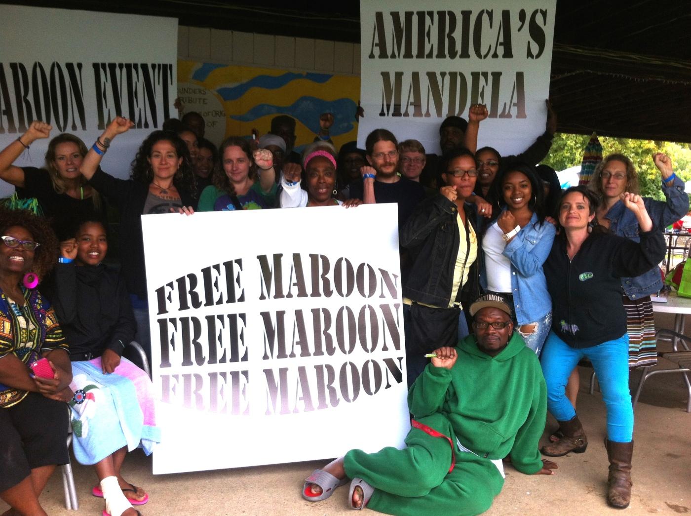Maroon's Birthday - August 2014