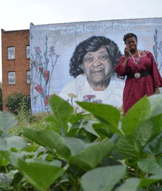 sharon joy garden